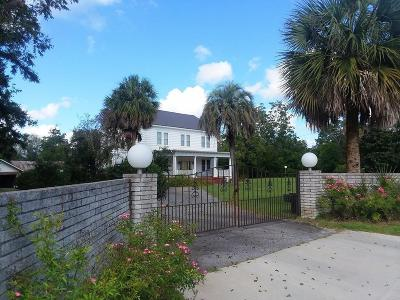 Waycross Single Family Home For Sale: 3725 Jamestown Rd