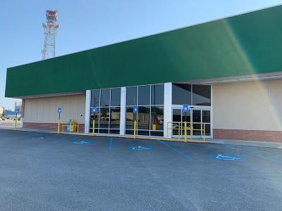 Waycross Commercial For Sale: 510 Tebeau Street