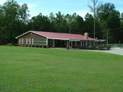 Blackshear GA Single Family Home For Sale: $239,000