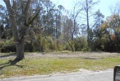 Waycross GA Residential Lots & Land For Sale: $6,500