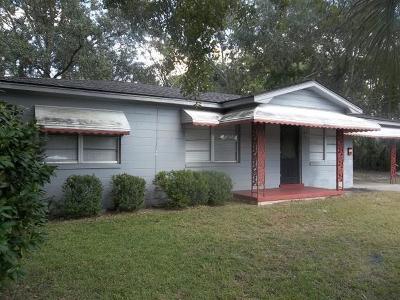 Waycross Single Family Home For Sale: 1306 Walter St.