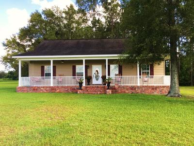 Blackshear Single Family Home For Sale: 719 Cason Rd