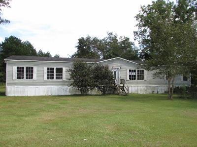 Waycross Single Family Home For Sale: 1708 Burgess Street