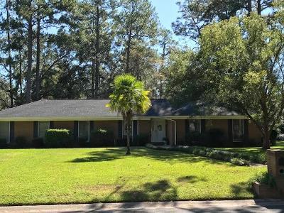 Waycross Single Family Home For Sale: 3162 Orion Drive