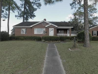 Waycross Single Family Home For Sale: 101 Forrest Ave.