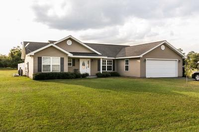 Blackshear Single Family Home For Sale: 5713 Meadow Wood Dr.
