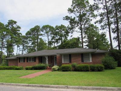 Waycross Single Family Home For Sale: 1221 Richmond Avenue