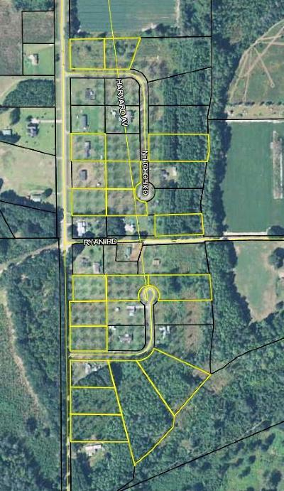 Residential Lots & Land For Sale: College Ave Orchard