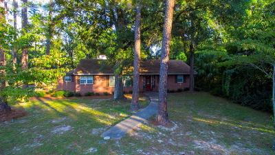 Waycross Single Family Home For Sale: 1112 Hill St
