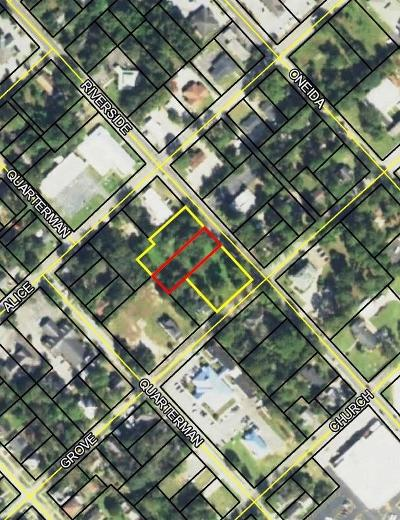 Waycross Residential Lots & Land For Sale: 315 Riverside Drive