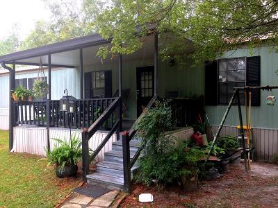 Waycross Single Family Home For Sale: 1804 Rhoda St