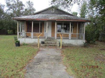 Jesup Single Family Home For Sale: 90 Vernon Street