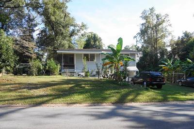Waycross Single Family Home For Sale: 206 Hill Street