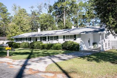 Waycross Single Family Home For Sale: 801 Atlantic Ave