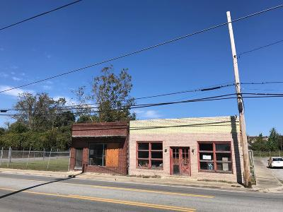 Waycross Commercial For Sale: 624-628 Albany Avenue