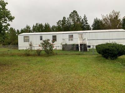 Waycross Single Family Home For Sale: 5012 Cate Drive