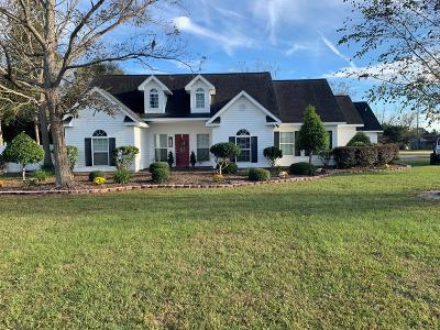 Blackshear Single Family Home For Sale: 4037 Meadow Circle