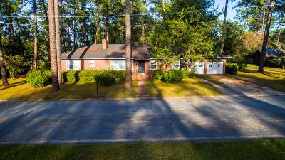 Waycross Single Family Home For Sale: 1706 St Mary's Drive