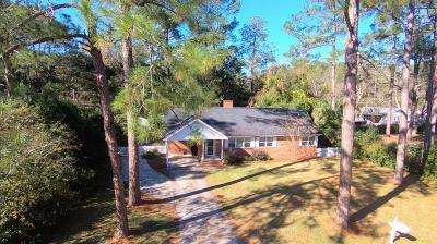 Waycross Single Family Home For Sale: 1507 Tupelo