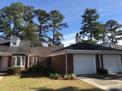 Waycross Single Family Home For Sale: 812 St Marys Drive