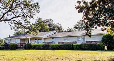 Waycross Single Family Home For Sale: 1306 Andrea Dr