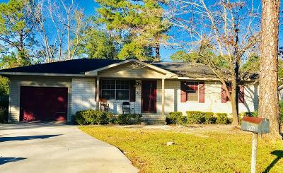 Waycross Single Family Home For Sale: 906 Cedar St