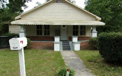 Blackshear Single Family Home For Sale: 829 Lee Street