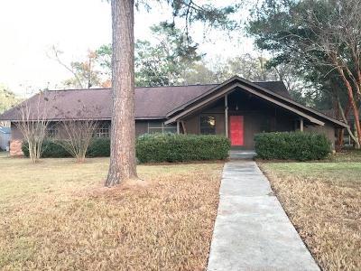 Blackshear Single Family Home For Sale: 837 Jane Street