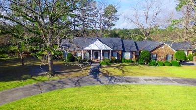 Waycross Single Family Home For Sale: 207 Plantation Dr