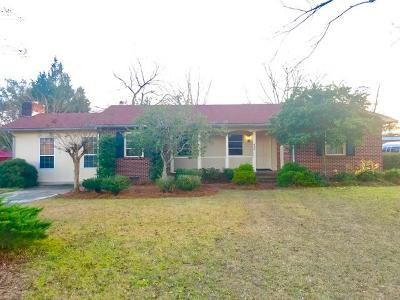Blackshear Single Family Home For Sale: 405 Hillcrest Blvd