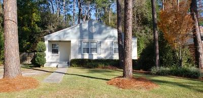 Waycross Single Family Home For Sale: 1009 Euclid Ave.