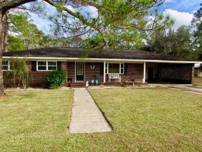 Blackshear Single Family Home For Sale: 732 Bud Street