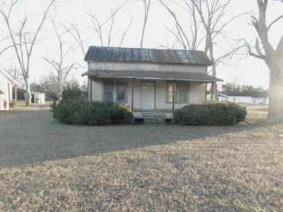 Waycross Single Family Home For Sale: 410 Cherokee Ave.