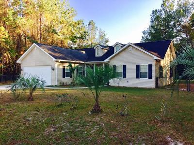 Waycross Single Family Home For Sale: 746 Wacona Drive