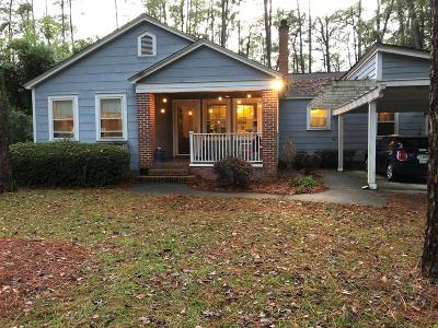 Waycross Single Family Home For Sale: 1611 Tupelo Dr