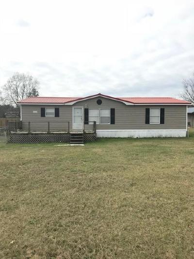 Blackshear Single Family Home For Sale: 6603 Christie Cir