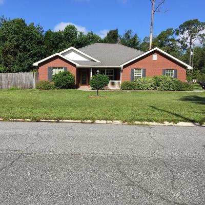 Waycross Single Family Home For Sale: 1205 Dean Drive
