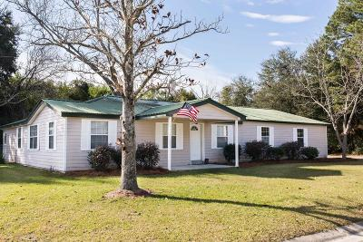 Waycross Single Family Home For Sale: 1509 Ketterer