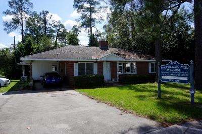 Waycross Single Family Home For Sale: 1610 Alice Street