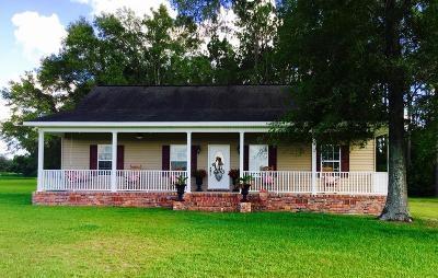Single Family Home For Sale: 719 Cason Rd