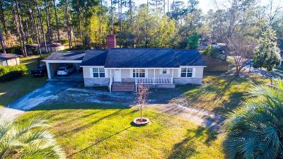 Blackshear Single Family Home For Sale: 225 Pittman St