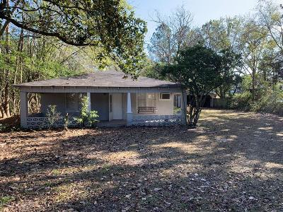 Blackshear Single Family Home For Sale: 940 Gordon Street