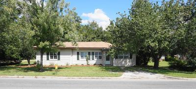 Waycross GA Single Family Home For Sale: $87,500