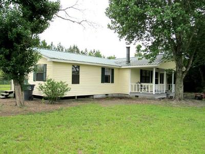 Folkston GA Single Family Home For Sale: $149,900