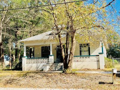 Waycross Single Family Home For Sale: 1110 Martin Luther King Drive