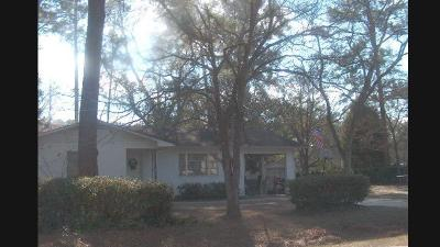 Waycross Single Family Home For Sale: 513 Kenwood Dr