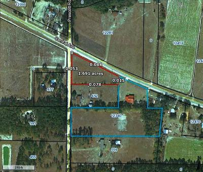 Residential Lots & Land For Sale: Central Ave Ext