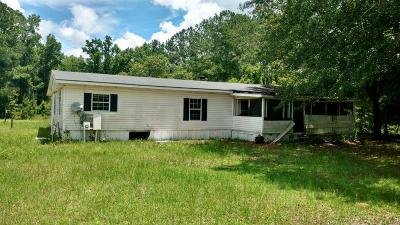Blackshear Single Family Home For Sale: 6801 Tot Drive