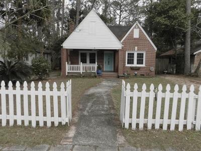 Waycross Single Family Home For Sale: 608 Holly Street