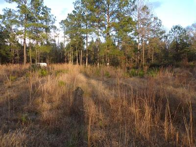 Waycross Residential Lots & Land For Sale: Lavonne Mullos Rd.